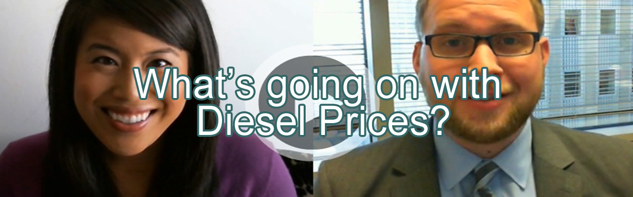 What's going on with Diesel Prices? Find out!